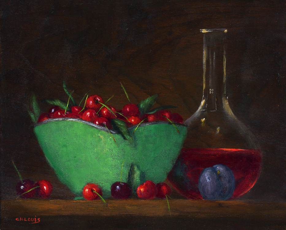 Nature morte (sans titre) - Charles Louis Cartier